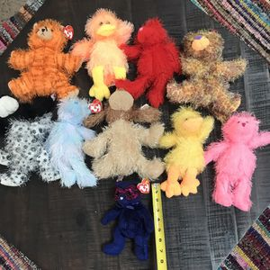 TY Plush Toy Lot $7 For ALL for Sale in Port St. Lucie, FL