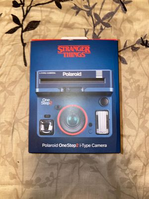 Polaroid camera (stranger things edition) (WITH SPECIAL FILM) for Sale in Austin, TX