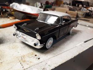 1957 chevy bel air. Scale 1/24 for Sale in Millersville, MD