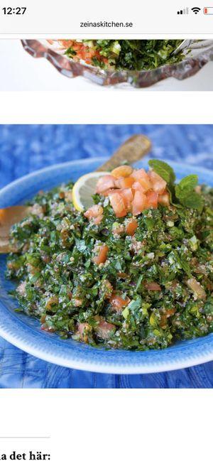 Lebanese salad for Sale in Dearborn, MI