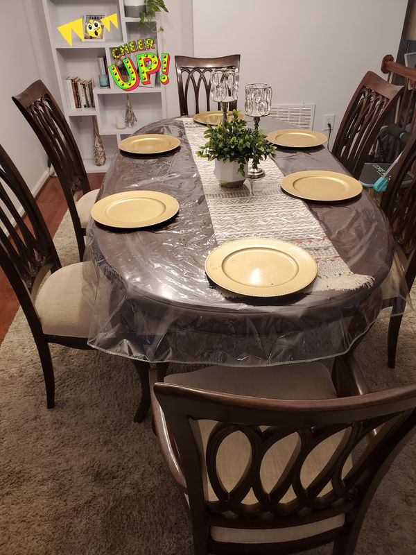 6 pc Dinning chairs (table not included)