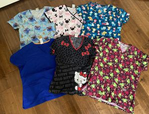 Medical Scrub tops for Sale in Dinuba, CA
