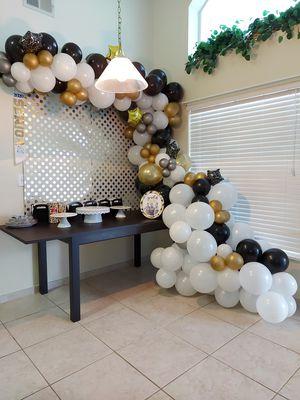 Balloon Garland Decor for Sale in Casselberry, FL