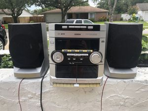 philips stereo system for Sale in Longwood, FL