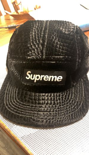 Supreme Camp Cap for Sale in Riverside, CA