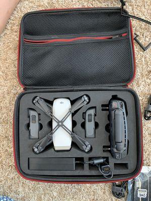 DJI Spark, Fly More Combo, Alpine White Drone for Sale in Bonita, CA