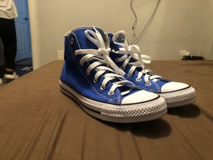 Hyper Royal Blue Converse for Sale in Plano, TX