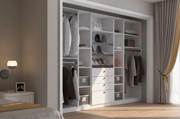Closet Remodeling