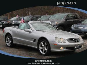 2004 Mercedes-Benz SL-Class for Sale in Alexandria, VA