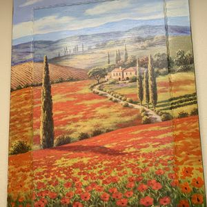 Beautiful Painting 44 Inches Long 32 Wide for Sale in Costa Mesa, CA