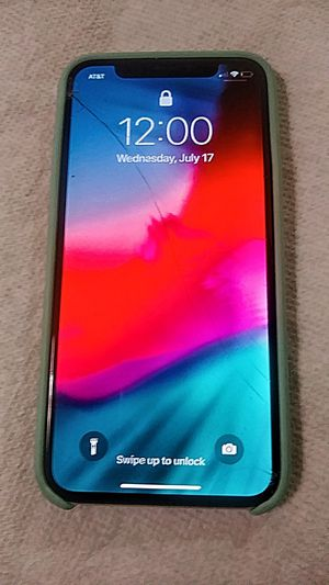 Iphone X 64g for Sale in Chino, CA