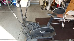 Elliptical, weight set, bench for Sale in Las Vegas, NV
