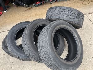 20 inch tires Cooper Discoverer ATP for Sale in DW GDNS, TX