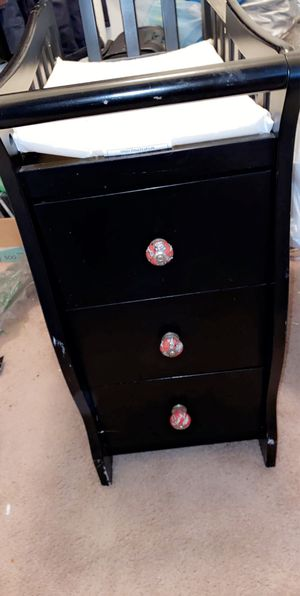 Changing table for Sale in Elgin, SC