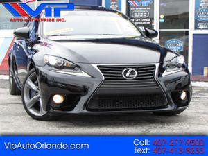 2014 Lexus IS 350 for Sale in Orlando, FL