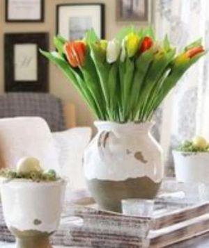 XL POTTERY BARN TUSCAN planter urn pot Hollyywood for Sale in Pembroke Park, FL