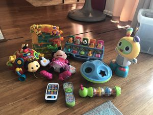 Baby interactive toys for Sale in Fairfax, VA