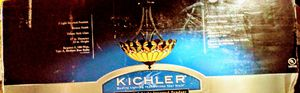 Kichler hanging lamp $65 for Sale in Seattle, WA