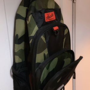 Austin Trading Co. Camo Backpack for Sale in San Antonio, TX