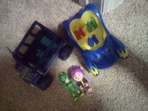 Pj mask toys for Sale in Evansville, IN