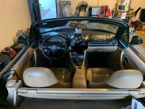 2000 Mazda miata part out for Sale in Modesto, CA