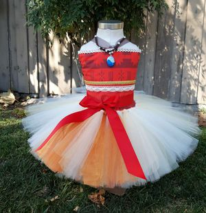 Moana tutu outfit for Sale in Los Angeles, CA