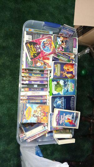Disney VHS tapes for sale. for Sale in Vidalia, GA