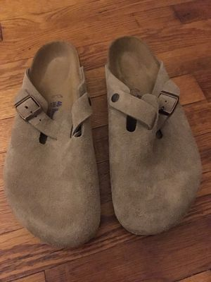 Birkenstock NICE Suede Buckle sandals for Sale in Hurst, TX