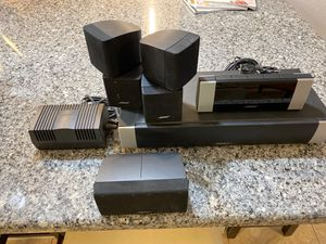 Bose HDMI VIDEO AUDIO SYSTEM for Sale in Hialeah, FL