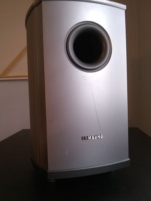 Samsung Woofer Speaker System Mo. PSWA600E for Sale in Charlotte, NC