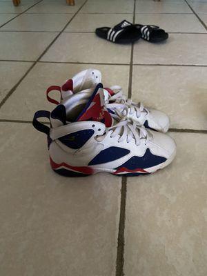 Jordan retro 7 *Good condition* Size 4 for Sale in Orlando, FL