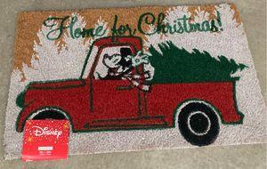 Mickey Christmas Door Mat for Sale in Brea, CA