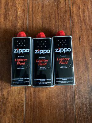 Zippo lighter fluid for Sale in San Jose, CA