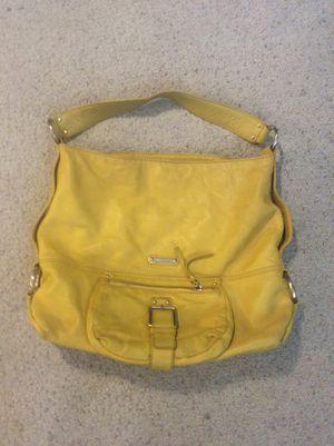 Michael Kors yellow handbag for Sale in Arlington, VA