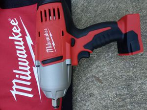 Brand new Milwaukee 1/2 impact wrench with 8.0 battery and charger for Sale in North Olmsted, OH