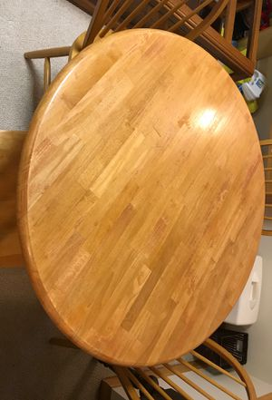 Solid kitchen table for Sale in Nazareth, PA