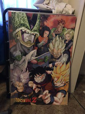 Dragon Ball Z Poster for Sale in Dallas, TX