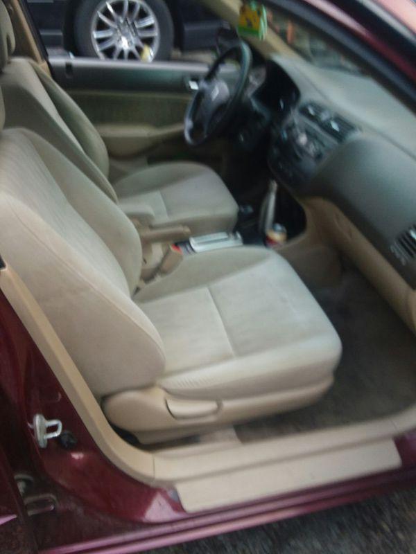 2004 honda civic lx manual coupe