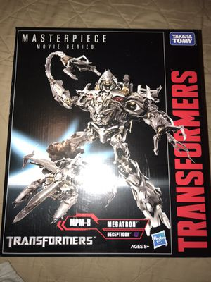 Transformers megatron movie masterpiece for Sale in Los Angeles, CA