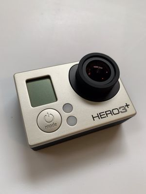 GoPro Hero 3+ with box & accessories! for Sale in Portland, OR