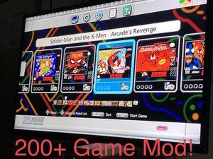 SNES Classic Mod 300+ Games nintendo for Sale in Philadelphia, PA