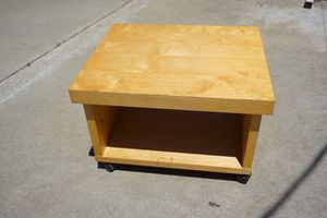 Wood Storage Cube for Sale in Los Angeles, CA