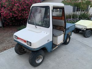 Golf carts three of them for one price for Sale in Tracy, CA