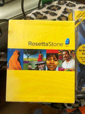 SWEDISH Rosetta Stone for Sale in San Francisco, CA