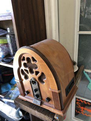 Antique Radio for Sale in San Jose, CA