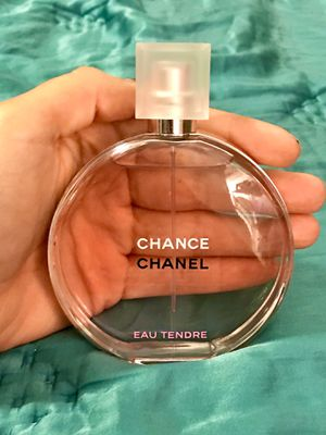 Chanel Chance Eau Tendre Perfume for Sale in Houston, TX