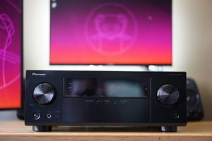Pioneer VSX-523 5.1-Channel A/V Receiver (Black) for Sale in Bellevue, WA