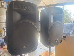 ProDeck 15inch speakers for Sale in El Cajon, CA