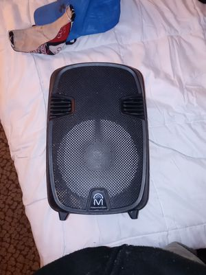 Pro trolley audio system for Sale in South Bend, IN