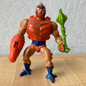 Vintage Heman and the Masters of the Universe Clawful Smooth Leg Variant Action Figure Complete With Armor & Weapon Toy for Sale in Elizabethtown, PA